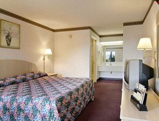 Ashburn, Grcistan: Standard King Bed Room
