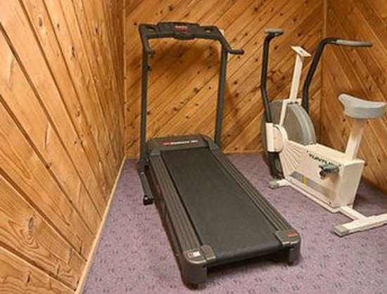 Super 8 Motel Dyersville : Fitness Center
