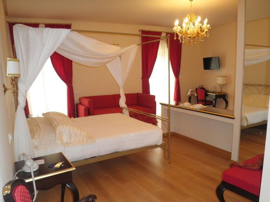 Hotel Giotto Assisi: Stanza 513