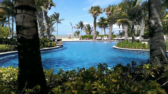The St. Regis Bahia Beach Resort: Beachside Pool - Lovely!!!