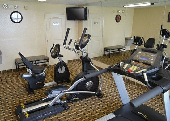 Palatka, Floride : fitness center