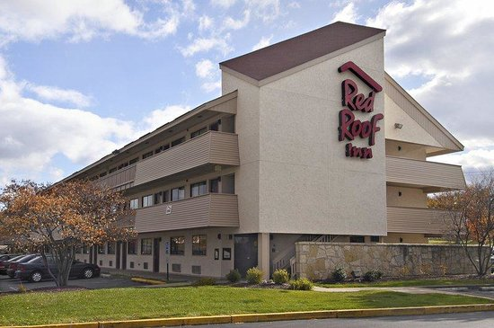 Red Roof Inn Allentown Airport: Exterior