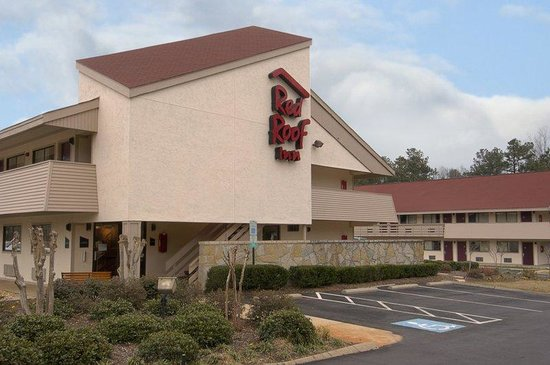 Red Roof Inn Greenville: Inn Exterior