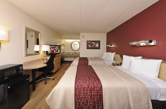 Red Roof Inn Washington DC - Oxon Hill: Deluxe Double