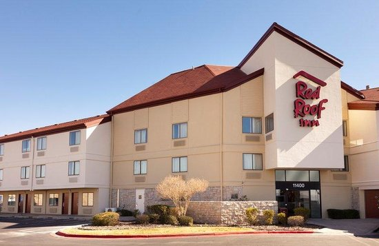 Red Roof Inn - El Paso East: Exterior