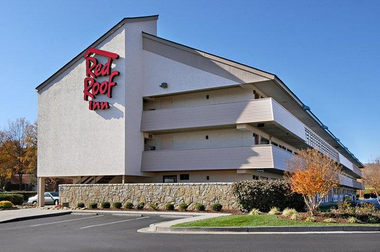 Red Roof Inn - Knoxville West: Exterior