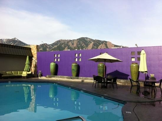 BEST WESTERN PLUS Boulder Inn: piscine