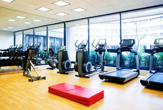 Sheraton Reston Hotel: Fitness Center