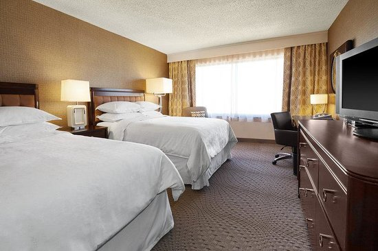 Sheraton Reston Hotel: Standard Double Bed