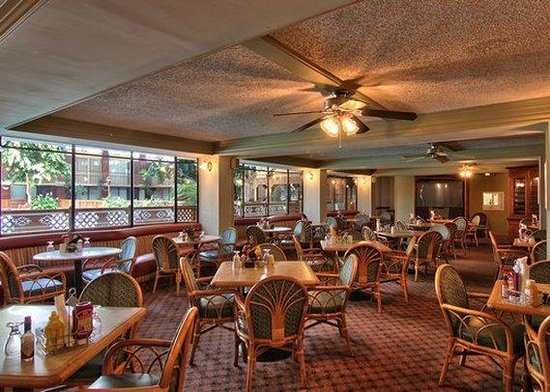 Clarion Hotel Modesto: restaurant