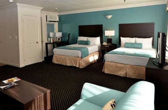 Alexis Park Resort: Guest Room