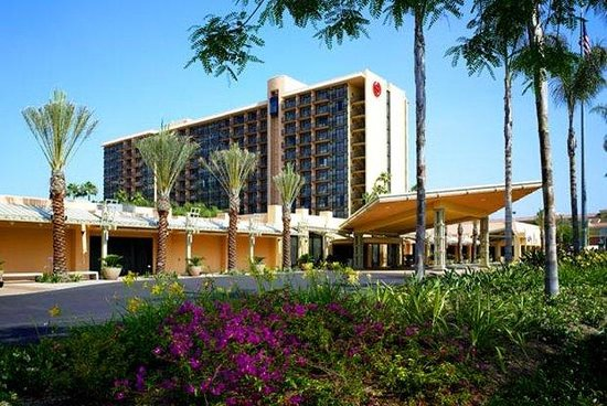 Sheraton Park Hotel at the Anaheim Resort: Exterior