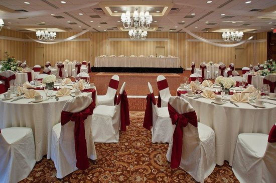 Crowne Plaza Hotel Cleveland South - Independence : Crowne Plaza Cleveland South Cuyahoga Ballroom