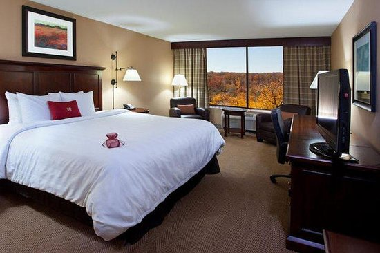 Crowne Plaza Hotel Cleveland South - Independence : Crowne Plaza Cleveland South King Bed Guest Room