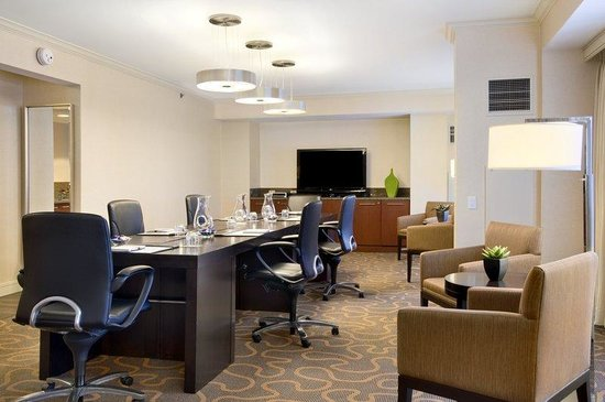 Swissotel Chicago : Boardroom
