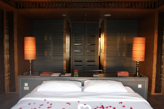 Sri Panwa Phuket: Bedroom