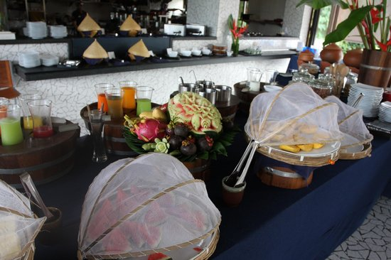 Sri Panwa Phuket: BabaQ Breakfast