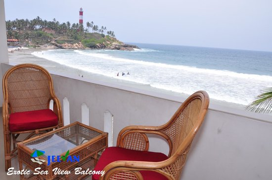 Photo of Jeevan Beach Resort Kovalam