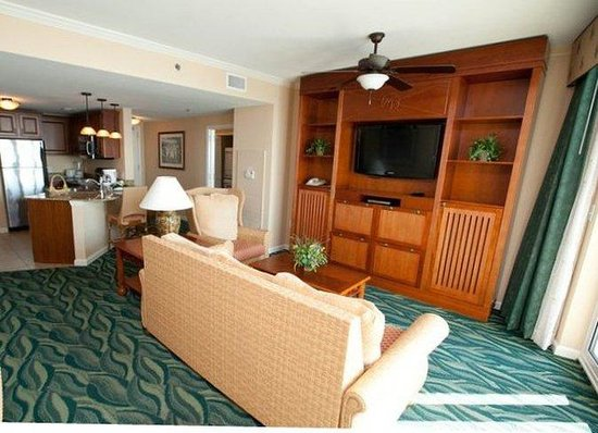 Westgate Myrtle Beach Oceanfront Resort: Two Bedroom Ocean View