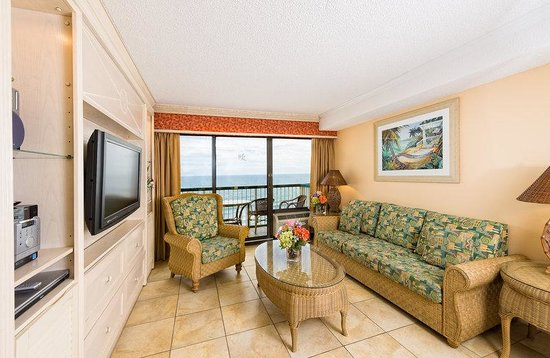 Westgate Myrtle Beach Oceanfront Resort: One Bedroom Oceanfront