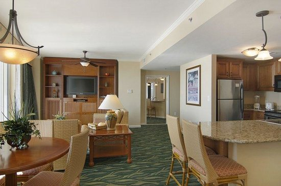 Westgate Myrtle Beach Oceanfront Resort: One Bedroom Suite Oceanfront