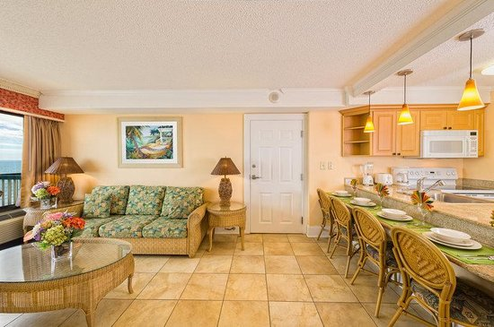 Westgate Myrtle Beach Oceanfront Resort: One Bedroom Deluxe Oceanfront