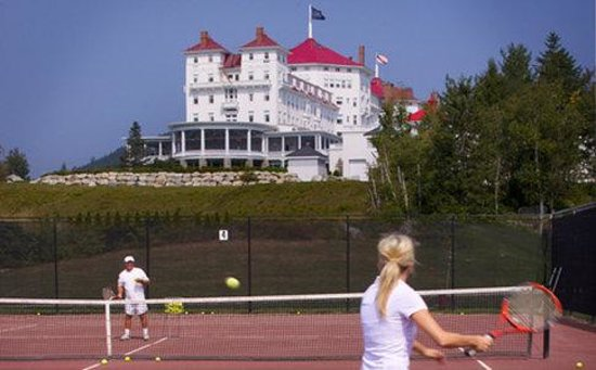 Omni Mount Washington Resort: Tennis Hotel Lg