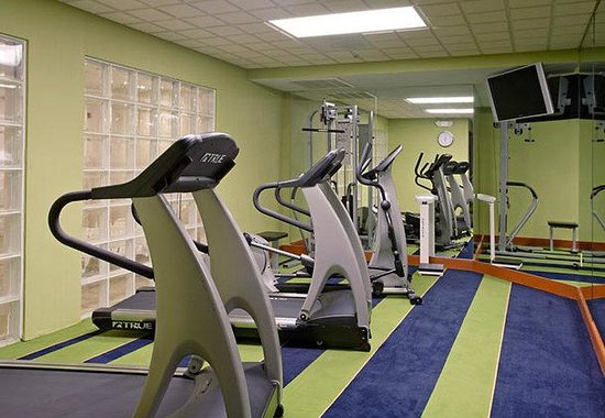 Fairfield Inn &amp; Suites by Marriott Coventry: Fitness Center