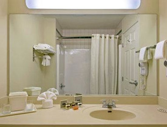 Wingate by Wyndham Round Rock: Bathroom