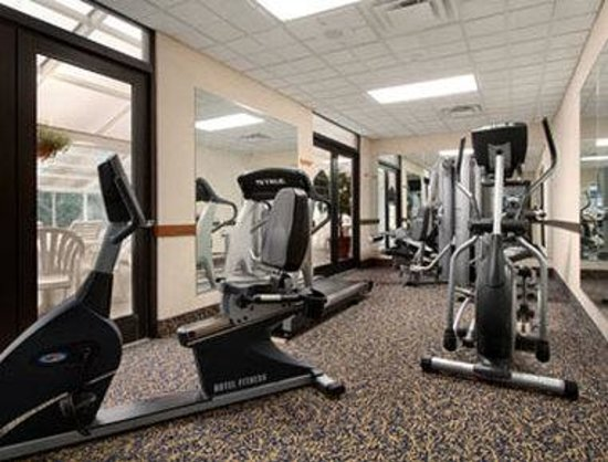 Wingate by Wyndham Lynchburg/Liberty University: Fitness Centre