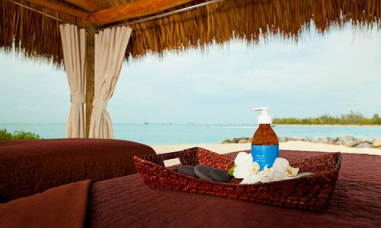 Sunset Key Guest Cottages, A Westin Resort: Spa Cabana
