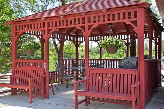 Candlewood Suites Chicago O'Hare: Gazebo