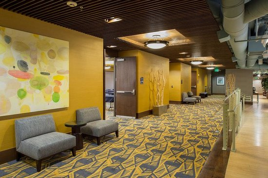 Watertown Hotel Seattle: Meeting Room Breakout