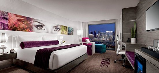The Palms Casino Hotel: New Deluxe Room