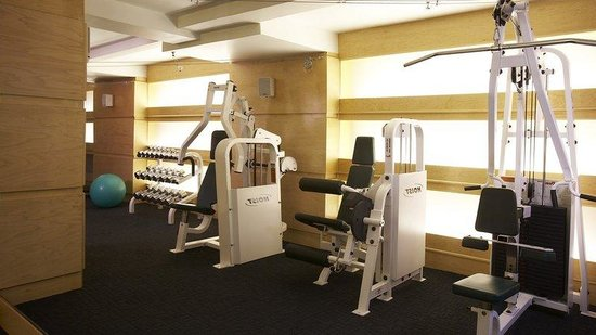 The Roger: Fitness Center