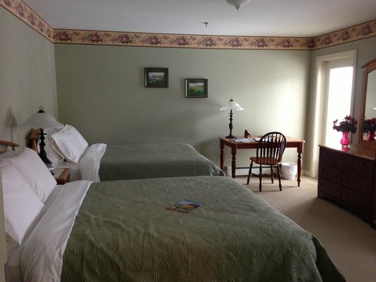 Heritage Harbour House Inn: Relaxed and spacious!