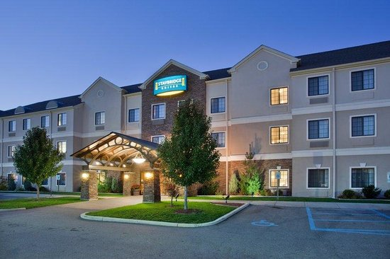 Staybridge Suites Kalamazoo: Hotel Exterior Your home away from Home