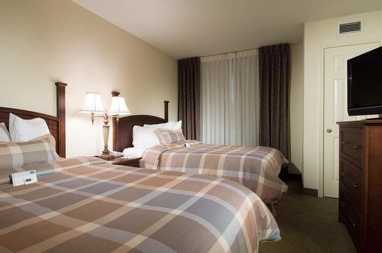 Staybridge Suites Charlotte Ballantyne: Double Bed Suite