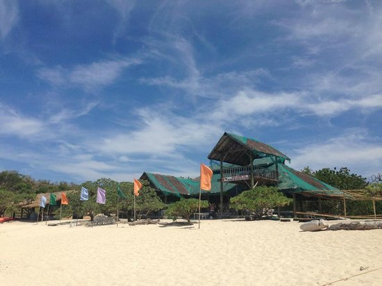 Eagle Point Resort: Sepok Beach
