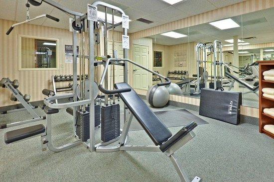 Staybridge Suites Memphis - Poplar Ave East: Fitness Center