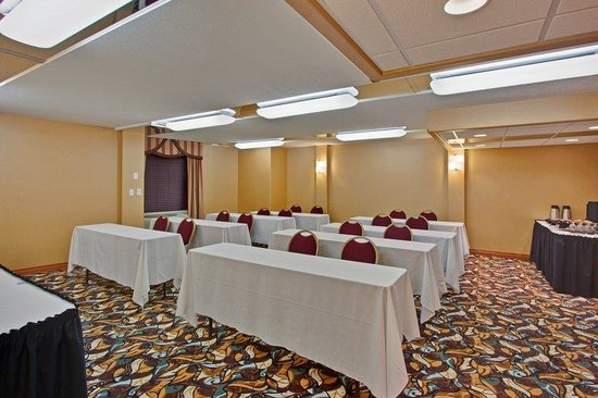Holiday Inn Calgary Airport: Charlie Meeting Room