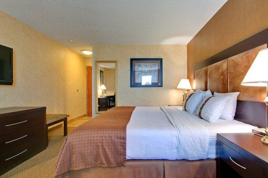 Holiday Inn Calgary Airport: 2 Queen Superior Room