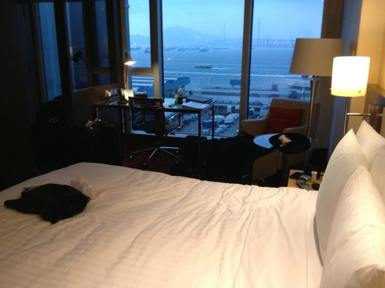 Courtyard by Marriott Hong Kong: room with a view