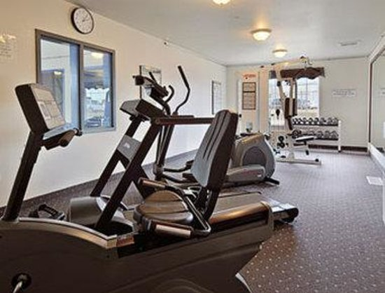 St. Paul, Canada: Fitness Center