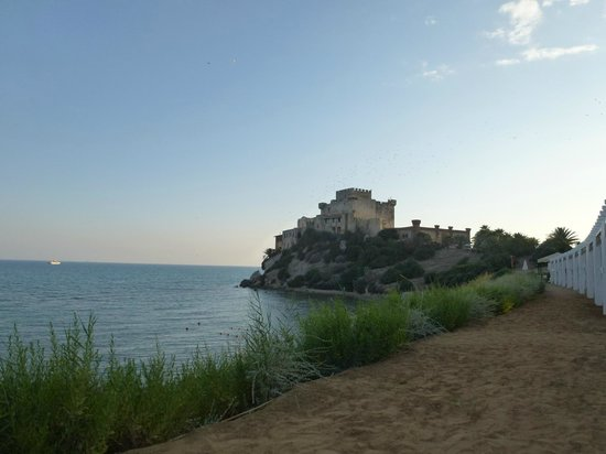 Falconara Charming House & Resort: Beach