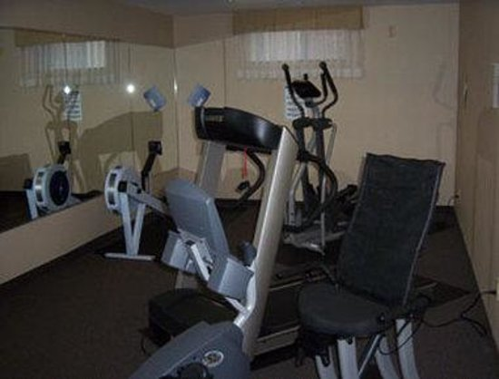 Trenton, Kanada: Workout Room