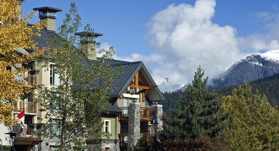 The Westin Resort &amp; Spa, Whistler: Exterior