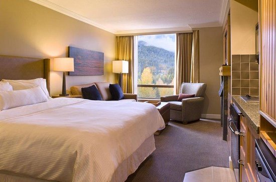 The Westin Resort &amp; Spa, Whistler: Junior Suite