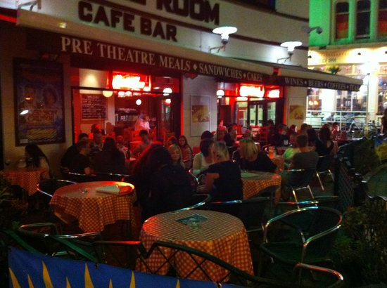 Popular restaurants in birmingham tripadvisor for Green room birmingham