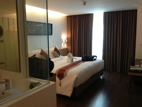 CityPoint Hotel room